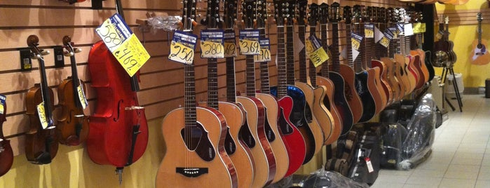 Italmelodie is one of Music Instrument Stores in Canada.