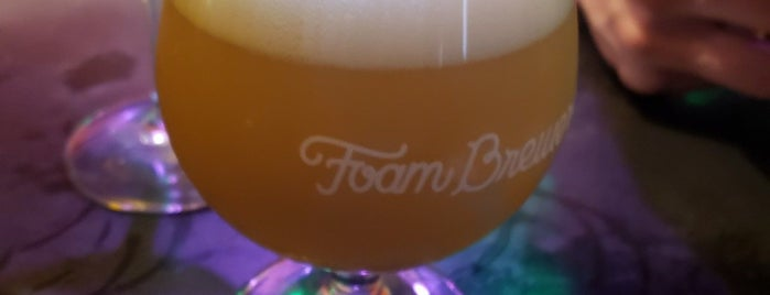 Foam Brewers is one of Posti salvati di Ronal.
