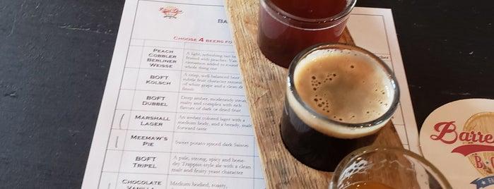 Barrel Oak Brewery is one of Posti salvati di Rachel.