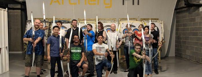 Archery Fit is one of Lieux qui ont plu à Test.