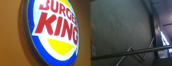 Burger King is one of Posti che sono piaciuti a Luis.