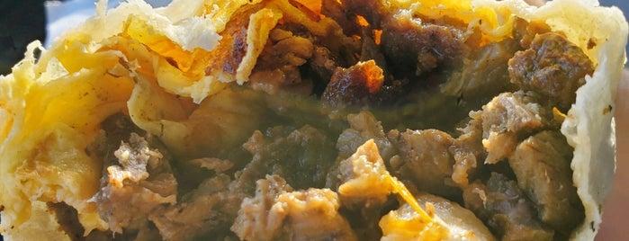 Speedy Street Tacos is one of Lugares favoritos de Dewana.