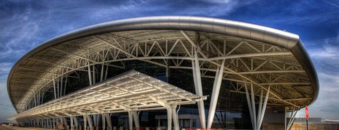 インディアナポリス国際空港 (IND) is one of Airports.