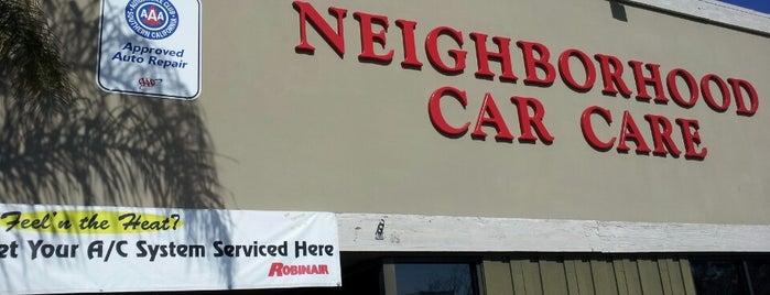 Neighborhood Car Care is one of Orte, die Helena gefallen.