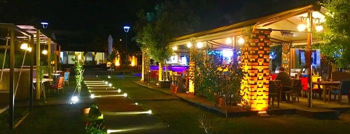 Kahve Diyarı & Tiryaki Shisha Lounge is one of İzmir.
