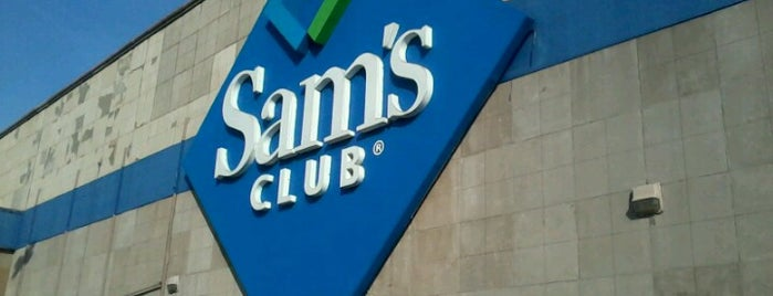 Sam's Club is one of สถานที่ที่ Laura ถูกใจ.