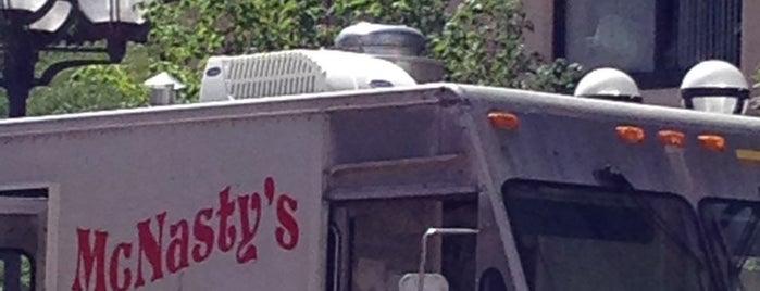 McNasty's is one of Andrew 님이 좋아한 장소.