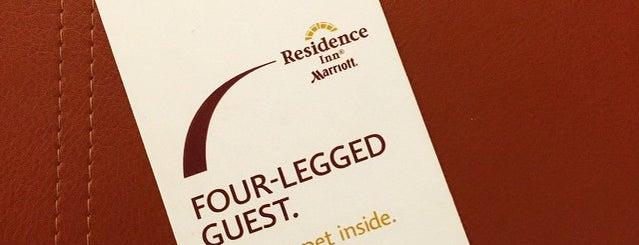 Residence Inn by Marriott Atlanta Midtown/Historic is one of Hopster's Hotels.