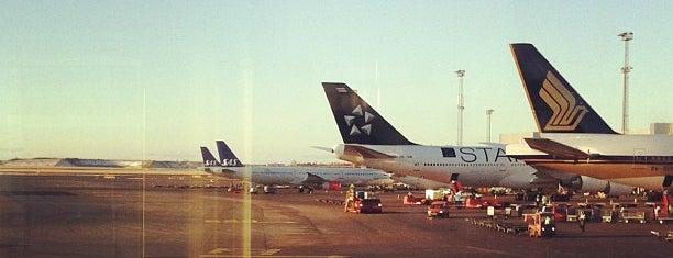 Aeropuerto de Copenhague-Kastrup (CPH) is one of Copenhagen.