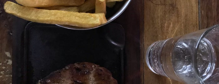 Dandy Grill is one of Brunchs Buenos Aires.