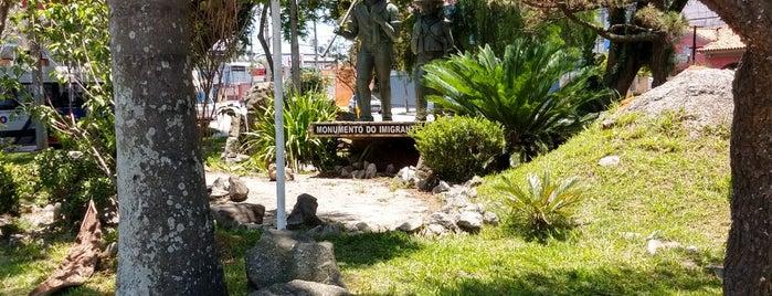 Praça do Imigrante Japonês is one of Posti che sono piaciuti a Alberto J S.