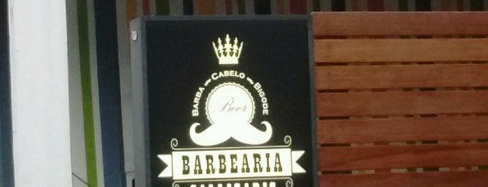 Barbearia Calligaris is one of Locais curtidos por Guilherme.