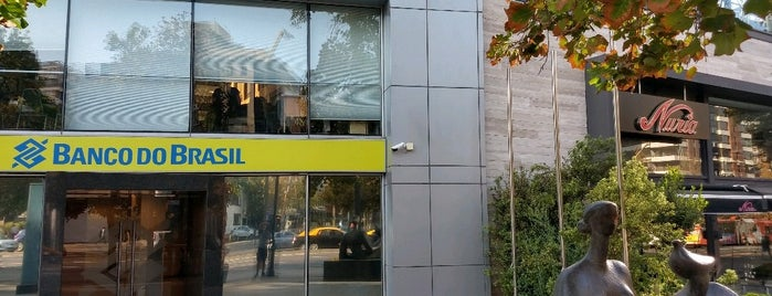 Banco do Brasil is one of Santiago 2016.