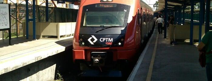Estação Estudantes (CPTM) is one of São Paulo 2012.