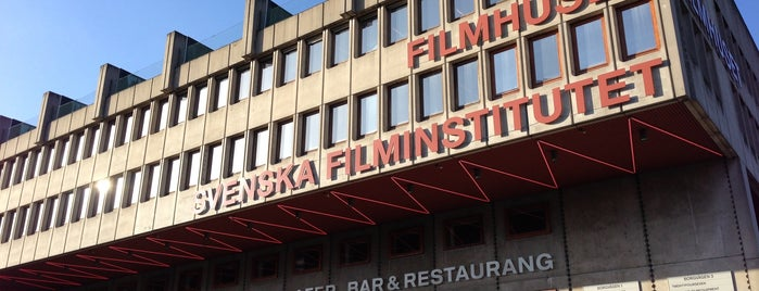Filmhuset is one of Stoccolma.