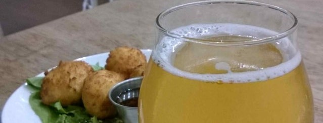Half Door Brewing Company is one of California - egg & raccoon.