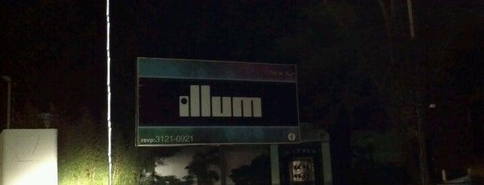 ILLUM is one of antros y bares.