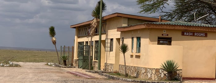 Amboseli Airport (ASV) is one of Airports visited.