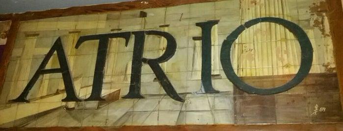 Bar Atrio is one of Posti salvati di Anya.