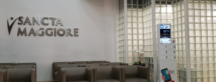 Hospital Sancta Maggiore is one of Alberto J S : понравившиеся места.