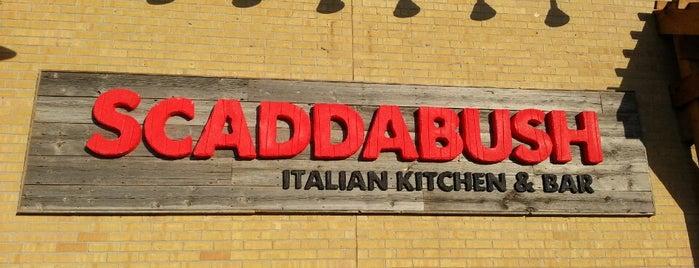 Scaddabush Italian Kitchen & Bar is one of Restaurants to Try List.