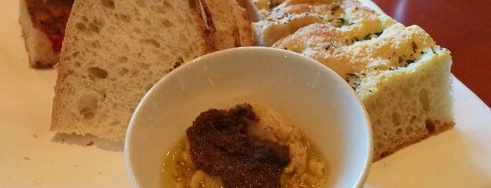 Via Allegro Ristorante is one of Toronto Eater 38.