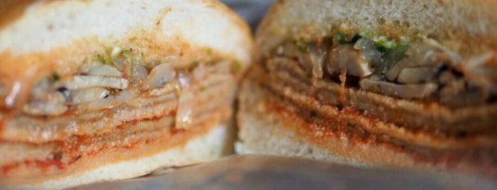 On A Bun is one of Restaurants - Mississauga/Brampton/Oakville.