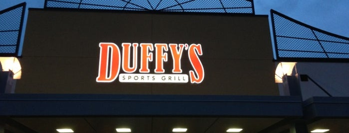 Duffy's Sports Grill is one of Places to try.