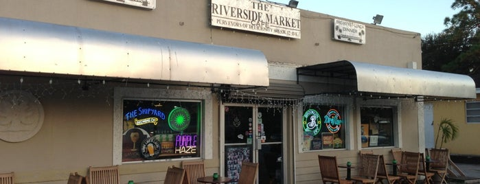 Riverside Market is one of New Times' Best Of Broward-Palm Beach 10X.