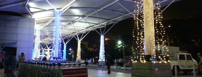 Chhatrapati Shivaji International Airport is one of Airports.