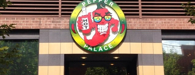 Pepper Palace is one of Tempat yang Disukai Sean.