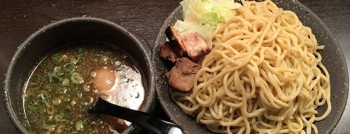 屋台 つけ麺 is one of 拉麺マップ.