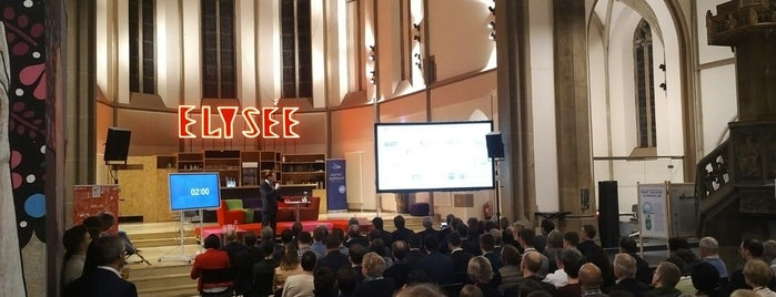 Digital Hub Aachen is one of Lieux qui ont plu à Vidar.