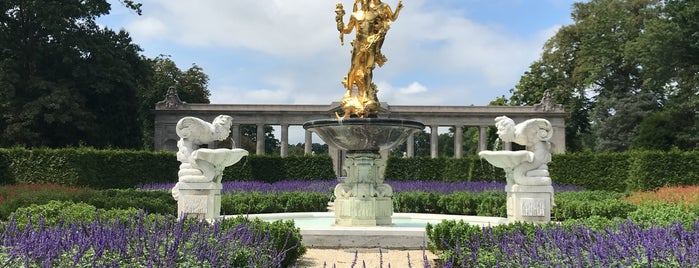 Nemours Mansion and Gardens is one of Do: Wilmington ☑️.