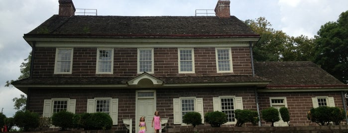 Pottsgrove Manor is one of PA and WV.