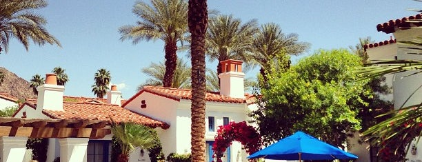 Waldorf Astoria Resort La Quinta Resort & Club is one of desert holiday.