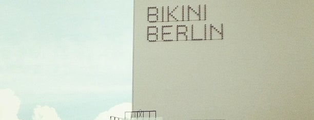 Bikini Berlin is one of Berlin 2018.