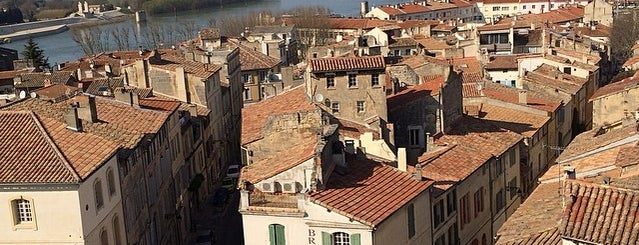 Arles is one of Provence adresses.