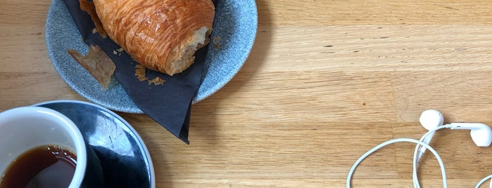The Roasting Party Coffee is one of 111 Coffee Shops in London.