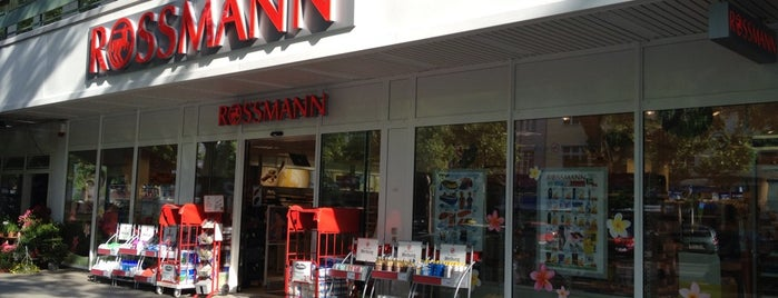 Rossmann is one of Joud's Liked Places.