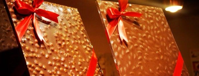 Elit Çikolata Fabrika Satış Mağazası is one of Yasin: сохраненные места.