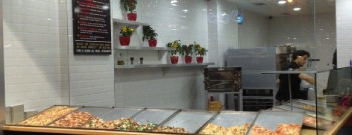 Pizzarium is one of Food.