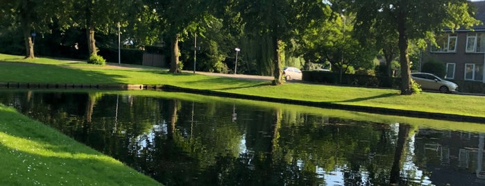 Park Zestienhoven is one of Netherlands.