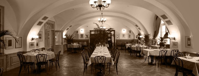 Russian Vodka Room №1 is one of RestoUp Top (1200 - 2500 руб), СПб.