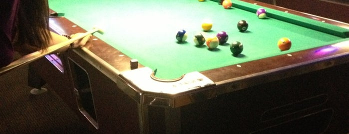 Metro Sportz Bar & Billiards is one of Tempat yang Disimpan Adam.