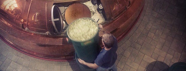 Sierra Nevada Brewing Co. is one of Breweries.