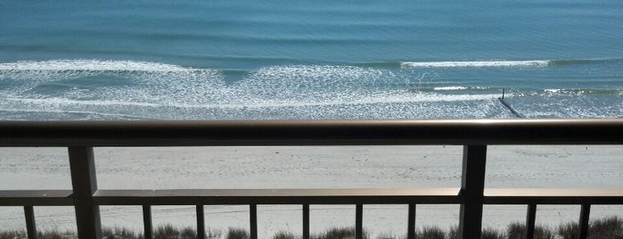 Best Western Ocean Sands Beach Resort is one of Consta 님이 좋아한 장소.