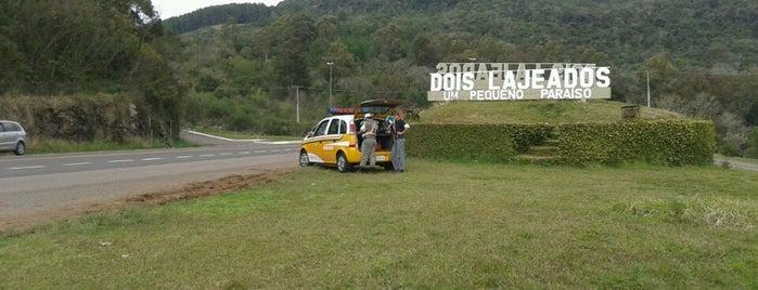 Dois Lajeados is one of Cidades do Rio Grande do Sul.