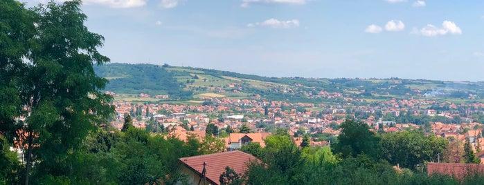 Etno selo Brestovi i vizija is one of Out of Belgrade.