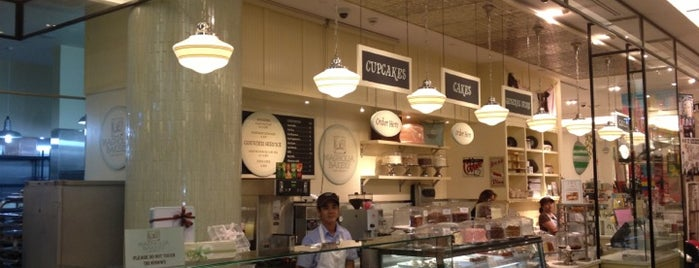 Magnolia Bakery is one of Dubai's must places.